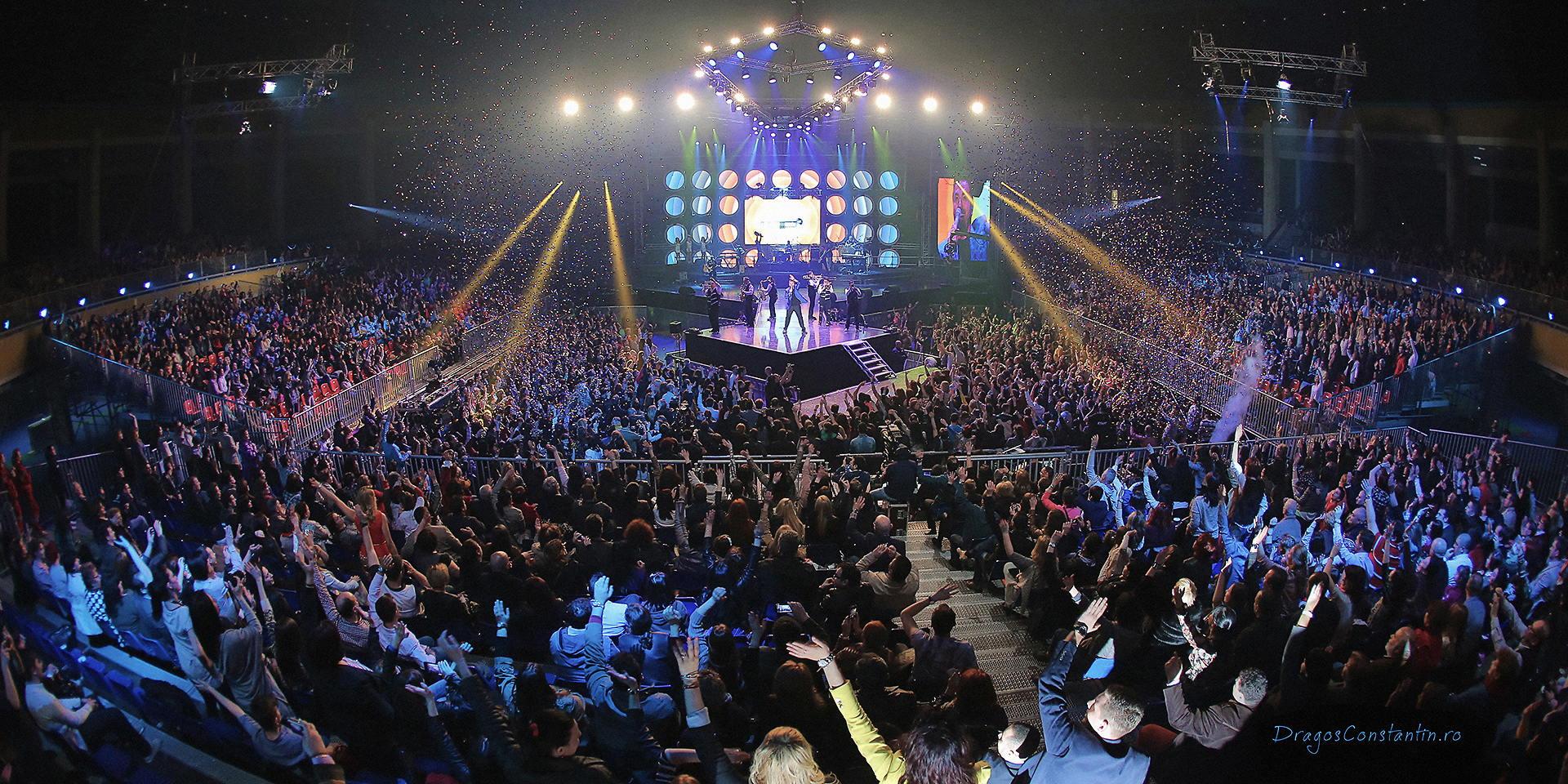 Fotografie Eveniment Corporate - Concert Brenciu Romexpo