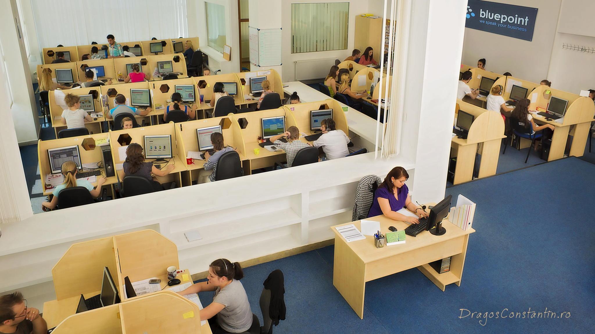 Editare foto Corporate Bluepoint - Dupa