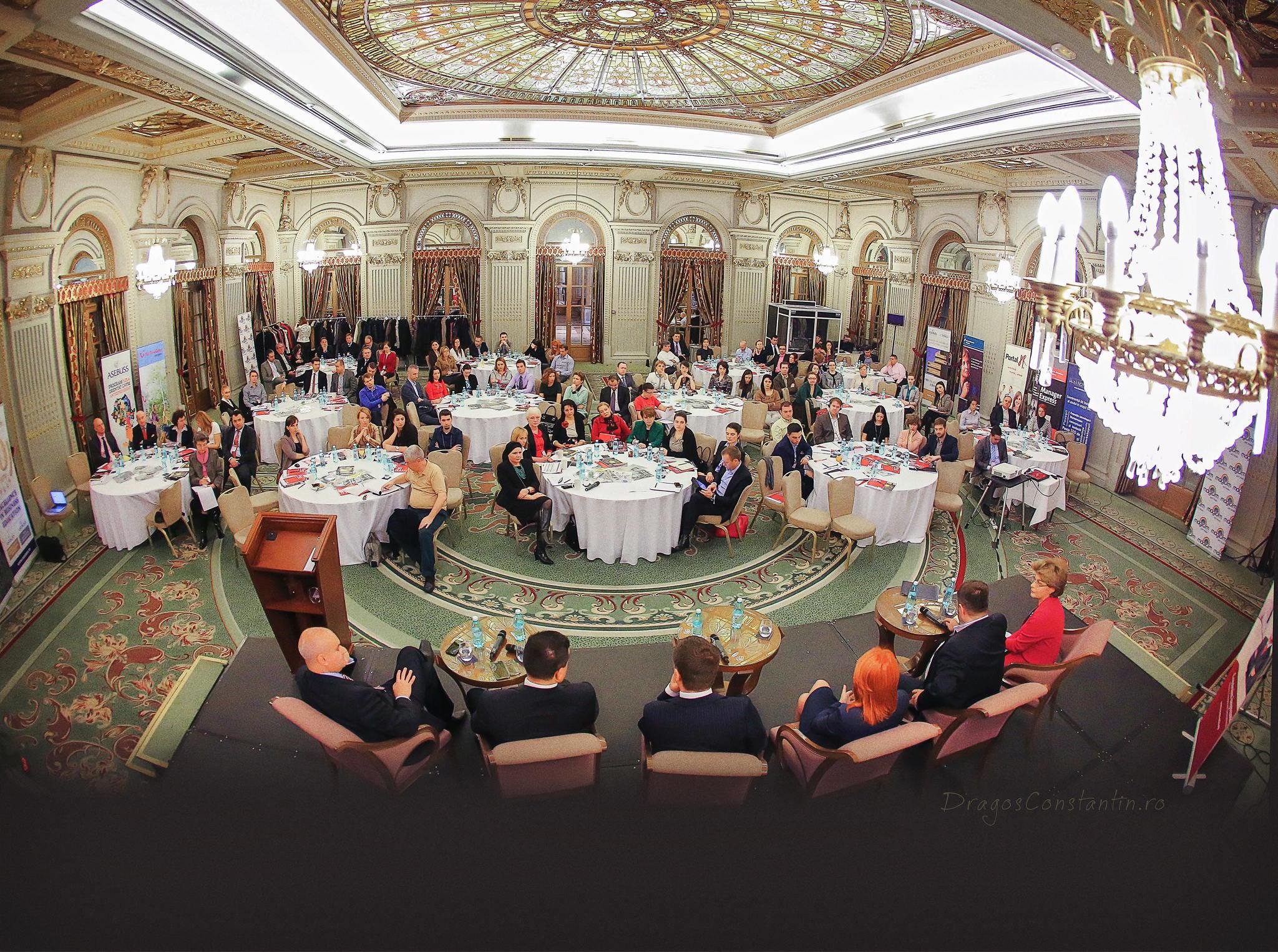 Fotografie Eveniment Corporate - Conferinta Assebuss Hilton