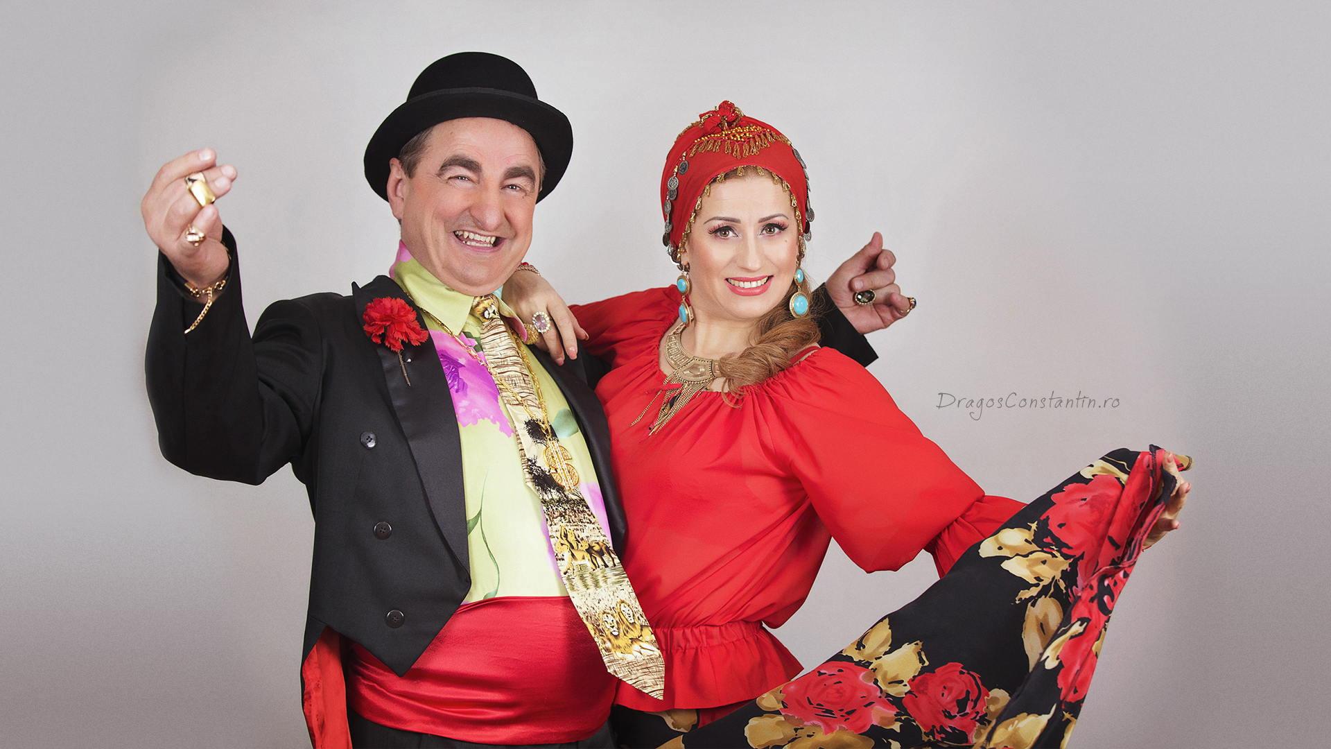 Fotografie Persoane Publice - Vasile Muraru si Valentina Fatu