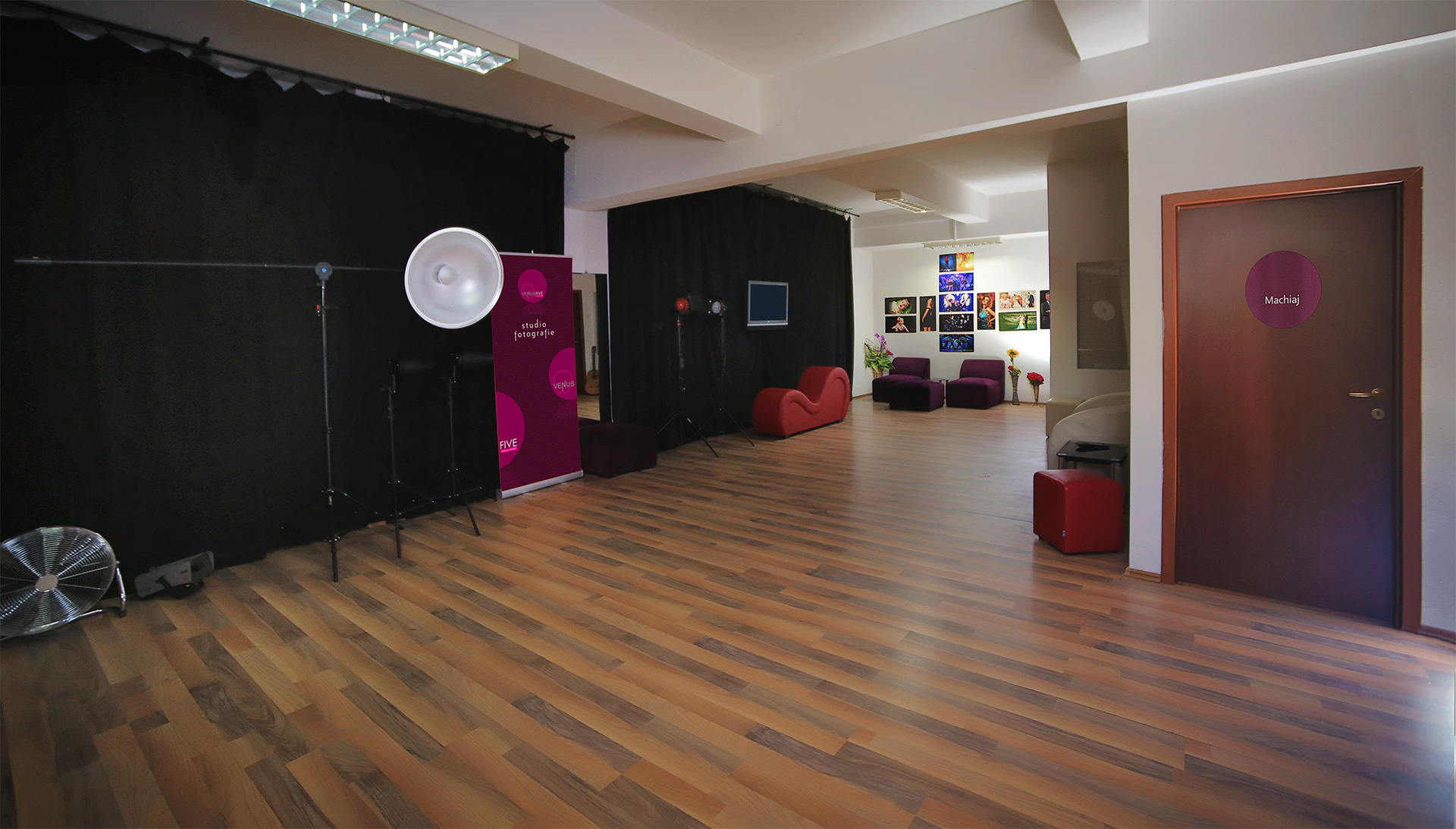 Studio Foto Bucuresti Spatios